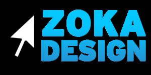 Zoka Design Logo | Best Web Designer in Leominster, Massachusetts